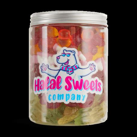 Giant Halal Mixed Sweet Jar