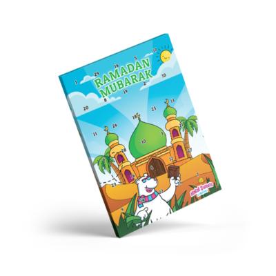 Ramadan Chocolate Calendar 2021 – Day