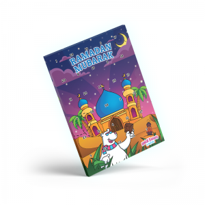 Ramadan Chocolate Calendar 2021 – Night