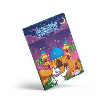 Ramadan Chocolate Calendar 2021 – Night