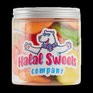 Halal Benji Burgers - Original Jar