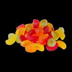 Halal Fruit Salad Sweets