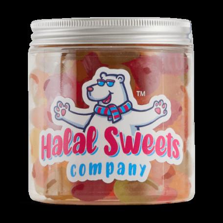 Halal Fruit Salad - Original Jar