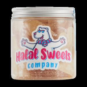 Halal Giant Fizzy Cola Bottles - Original Jar