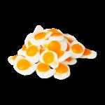 Halal Fried Eggs Sweets