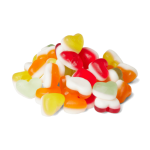Halal Gummy Heart Sweets
