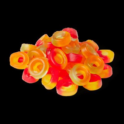 Halal Gummy Ring Sweets