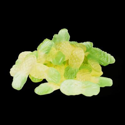 Halal Juicy Pineapple Sweets