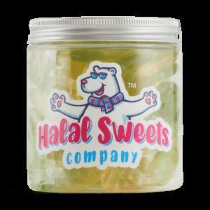 Halal Juicy Pineapples - Original Jar