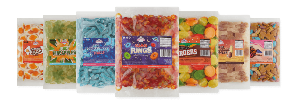 Halal Sweets Bulk Bags