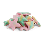 Halal Fizzy Starfish Sweets