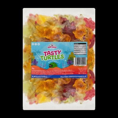 Tasty Turtles Bulk Bag 1Kg. Wholesale - United Kingdom - Halal Sweets Company